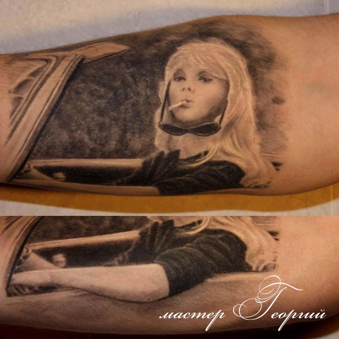 Наличие татуировки может стать причиной отказа в приеме на 57